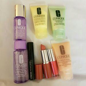 Clinique Make-up & Skincare lot  $86 value